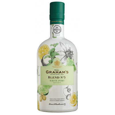 Graham's Blend N° 5 White Port
