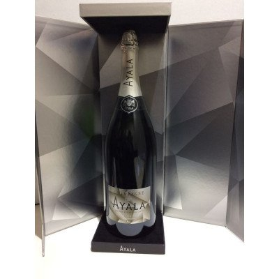 Ayala Brut Nature Jeroboam Limited Edition in luxe giftbox