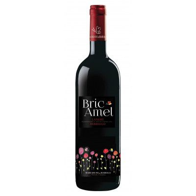 Bric Amel Nebbiolo Langhe Rosso 2017