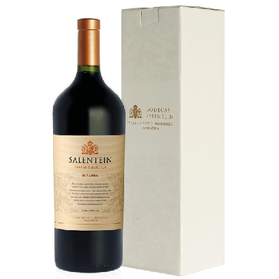Salentein Barrel Selection Malbec Magnum in geschenkdoos